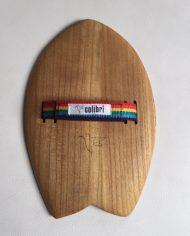 Colibri Surf Handboard Handplane 12 Strap Rainbow 1