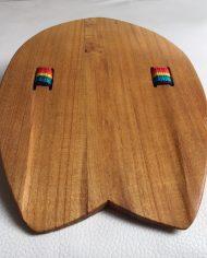 Colibri Surf Handboard Handplane 12 Strap Rainbow 4