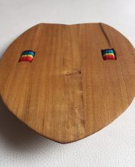 Colibri Surf Handboard Handplane 12 Strap Rainbow 5