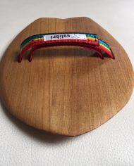 Colibri Surf Handboard Handplane 12 Strap Rainbow 6