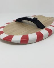 Colibrí Handboard 12 Red & White 5
